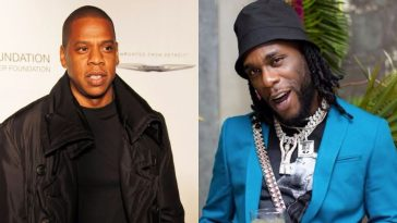 Jay Z Names Burna Boy's 'Collateral Damage' As One Of His Favorite Songs In 2019 2
