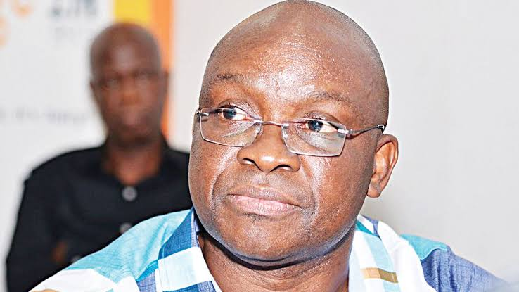 PDP Accuses Fayose Of Forging Its Signatures And Selling Party Secretariate In Ekiti 1