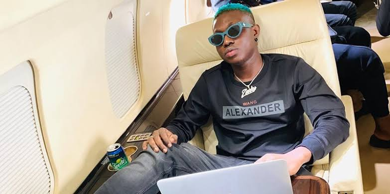 Zlatan Ibile Buys Himself A Range Rover SUV Worth N33 Million As Birthday Gift [Photo] 1