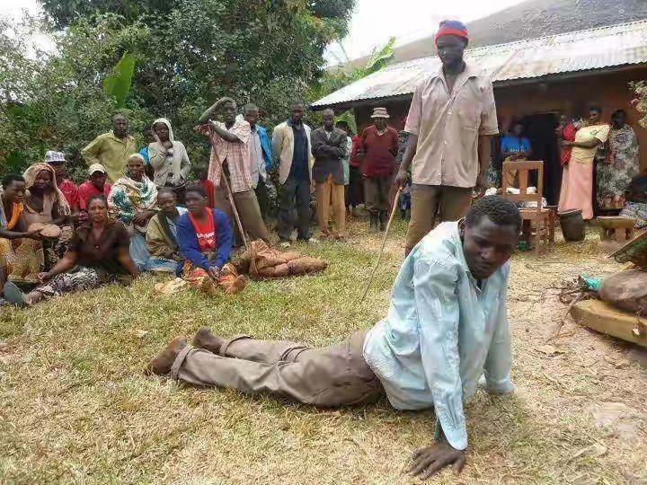 Court Order Man To Be Flogged 12 Lashes For Stealing Bread, Eggs, Butter In Abuja 1