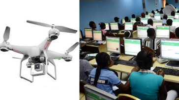 JAMB Introduces Use Of Drones And CCTV Camera To Monitor Centres For 2020 UTME 2