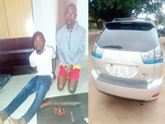 Kidnappers Kills Gang Member Who Fled With Their N5m And Used The Money To Buy A Car 1