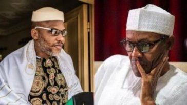 Nnamdi Kanu Should Apologise To President Buhari With Immediate Effect - Igbo Youths 1