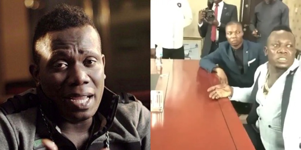 Police Beat Me Mercilessly And Collected N8 Million Cash From Me - Duncan Mighty 1