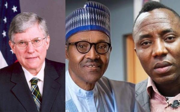 DSS Court Invasion, Sowore's Re-Arrest Damaged Nigeria's Global Reputation – US Envoy 1