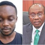 EFCC Arrests Yahoo boy Who Made N4.5m By Impersonating CBN Governor, Godwin Emefiele 29