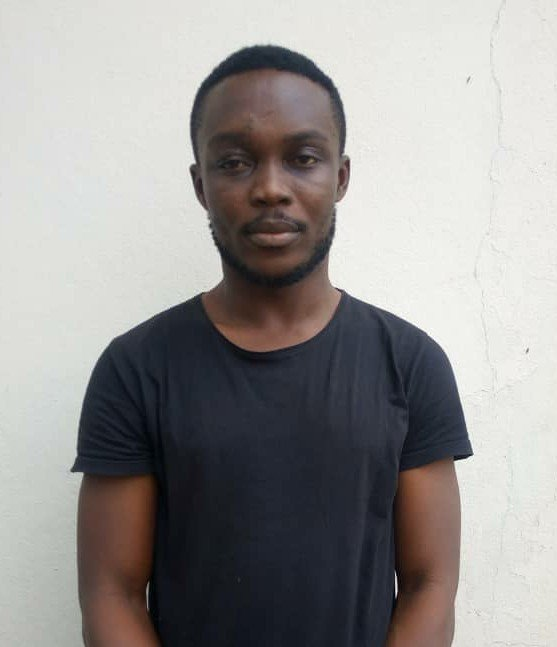 EFCC Arrest Yahoo Boy Onyebuchi Nwalozie Julius For Impersonating CBN Governor 1