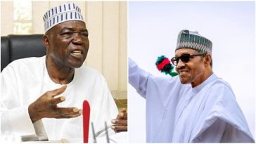 Buhari Shouldn't Be Blamed For Everything Going Wrong In His Government - General Useni 1
