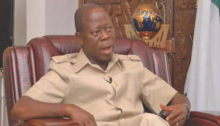 I'm Usually Embarrassed When People Say I Want To Be Edo Godfather - Adams Oshiomhole 1
