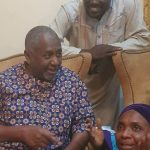 First Thing Dasuki Did When He Returned Home After 4 Years In DSS Detention [Photos] 27