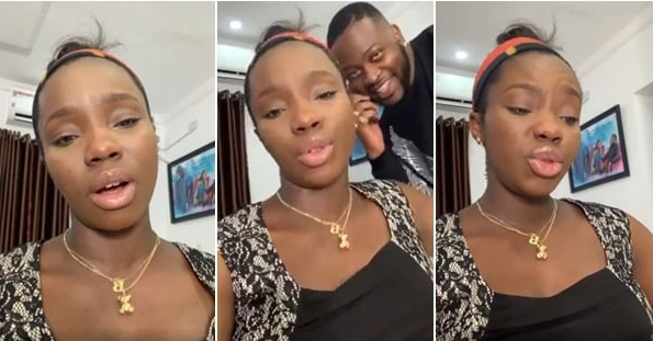 """""""Teddy A Does Not Beat Me"""" - Bambam Speaks On Domestic Violence Allegation [Video] 1"""