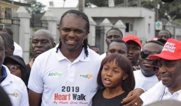 Super Eagles Legend, Kanu Nwankwo Loses 21-Year-Old 'Daughter' To Malaria 1