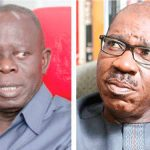 Oshiomhole Rejects 4 Cows, 10 Bags Of Rice Given To Him By Obaseki As Christmas Gifts 27