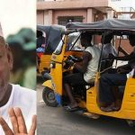 Kano Governor, Abdullahi Ganduje Bans Opposite Genders From Entering Same Tricycle 28