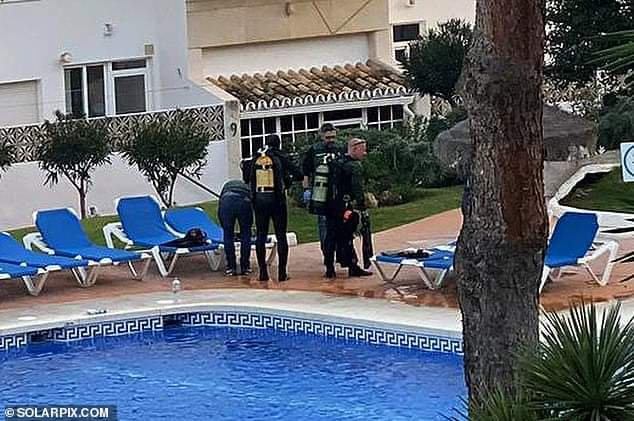RCCG Pastor, Son And Daughter Drown Inside A Pool While On Christmas Vacation In Spain 2
