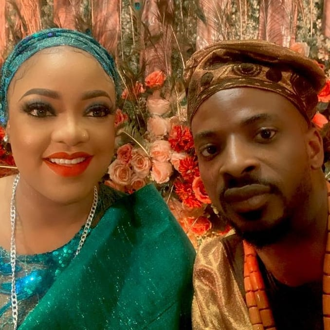 Nigerian Singer, 9ice Marries His Babymama As 3rd Wife, Olasunkanmi Ajala [Photos] 4