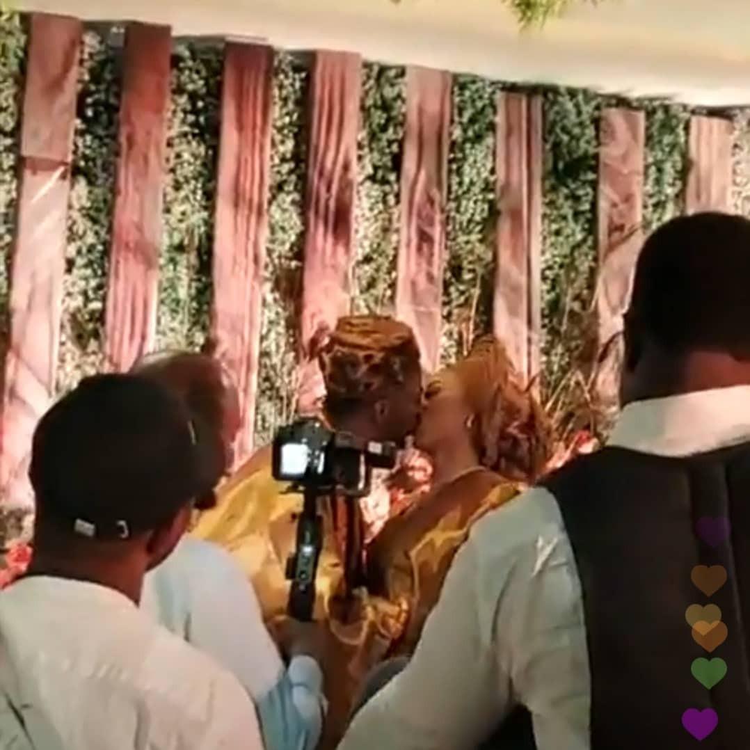 Nigerian Singer, 9ice Marries His Babymama As 3rd Wife, Olasunkanmi Ajala [Photos] 3