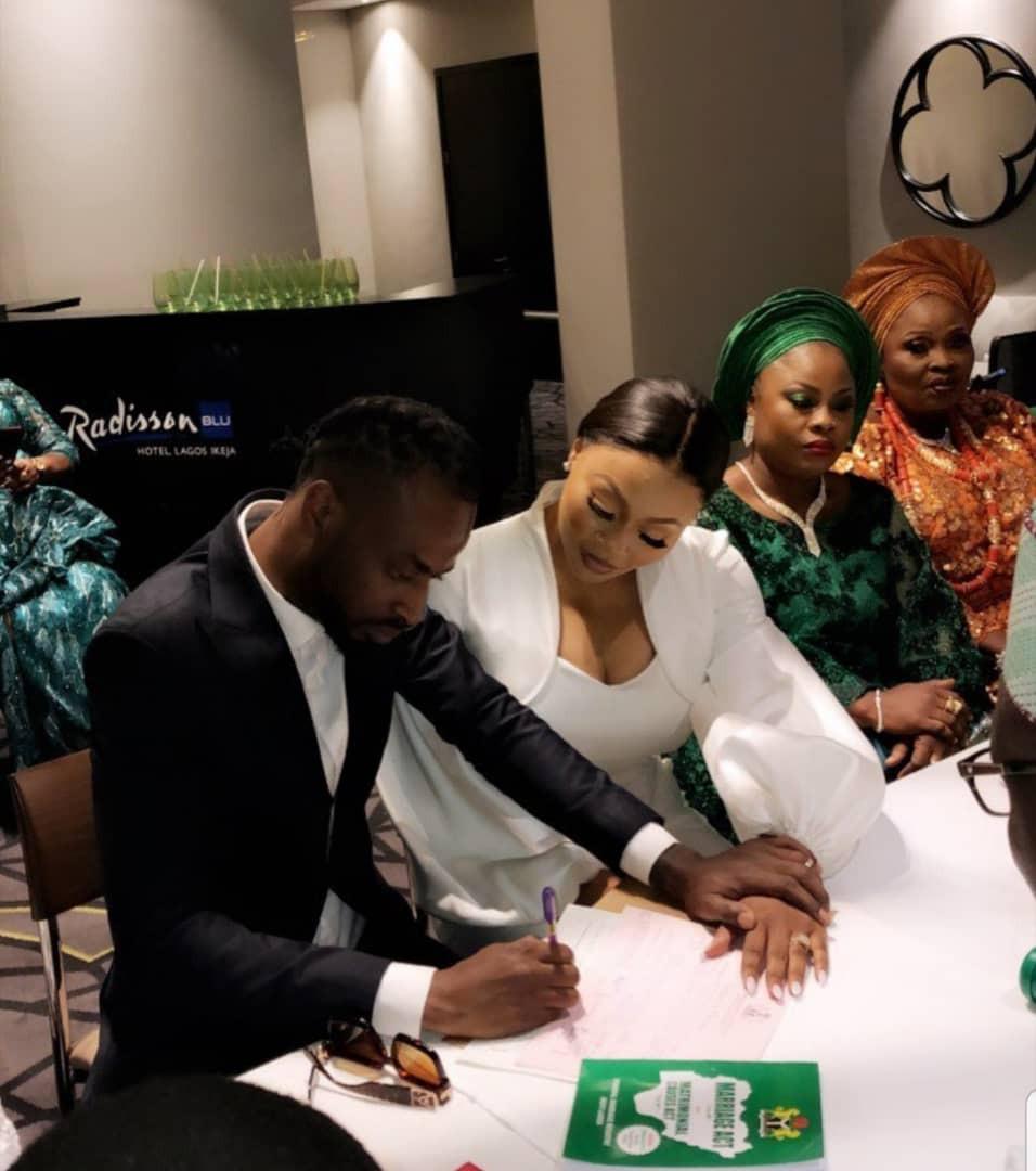 Nigerian Singer, 9ice Marries His Babymama As 3rd Wife, Olasunkanmi Ajala [Photos] 5