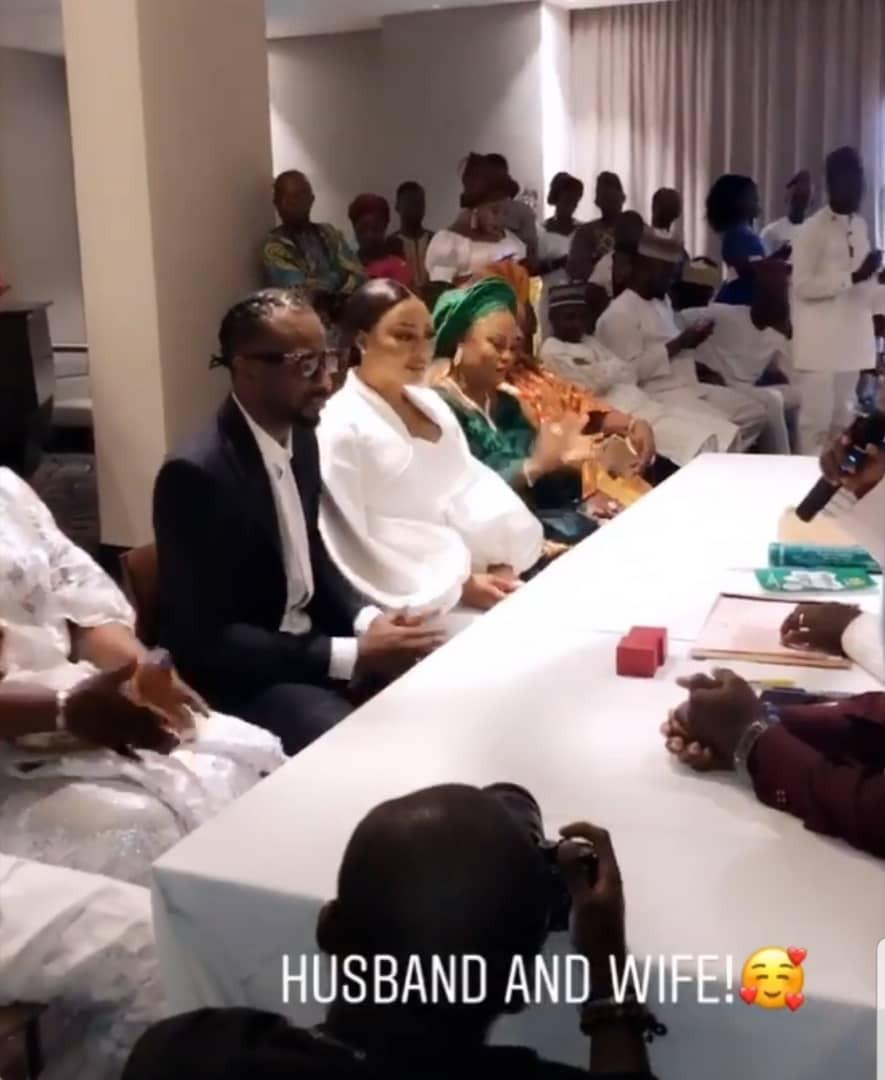Nigerian Singer, 9ice Marries His Babymama As 3rd Wife, Olasunkanmi Ajala [Photos] 6