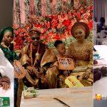 Nigerian Singer, 9ice Marries His Babymama As 3rd Wife, Olasunkanmi Ajala [Photos] 31