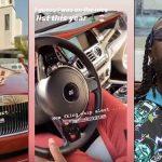 Burna Boy Buys Rolls Royce Worth N125 Million, Weeks After He Acquired A Ferrari [Video] 29