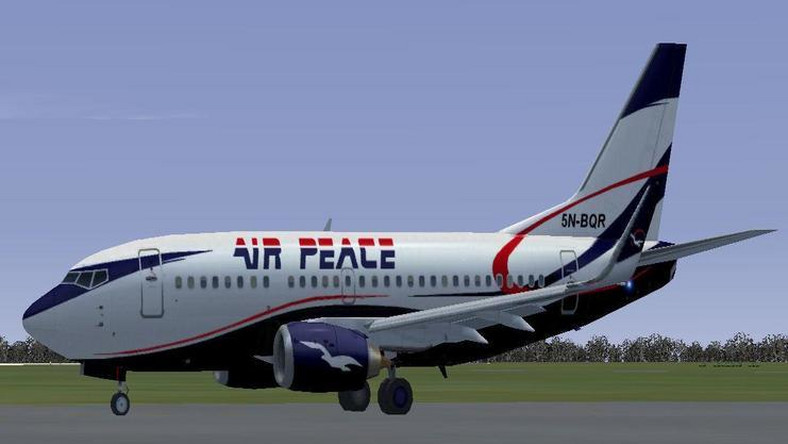 Man Arrested After Attempting To Climb Moving Air Peace Plane At Lagos Airport 1
