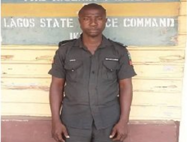 Police Arrests Sergeant For Killing Man Who Was Returning From An Event In Lagos 1