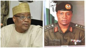 """I Am Searching For New Wife"" – Ex Military President, Gen. Ibrahim Babangida Announces 1"