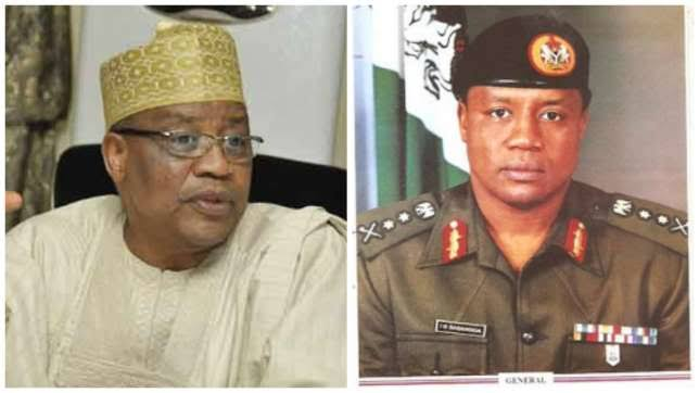 """""""I Am Searching For New Wife"""" – Ex Military President, Gen. Ibrahim Babangida Announces 1"""