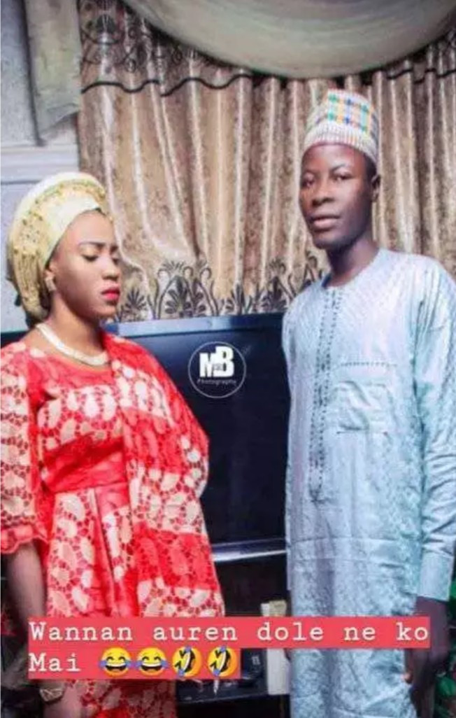 Viral Photos Of Beautiful Bride Looking Very Angry In Her Pre-Wedding Pictures 4