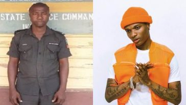 Wizkid Reacts As Nigerian Police Officer Kills Fan Returning From His Concert In Lagos 1