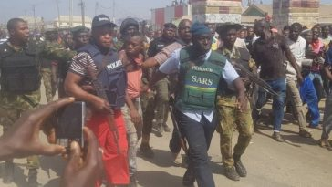 Police Kill One, Arrest Four In Failed First Bank Abuja Robbery 9