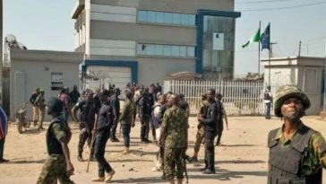 Atiku Reacts As Policemen, Soldiers Foil Armed Robbery Attack In First Bank Abuja 7