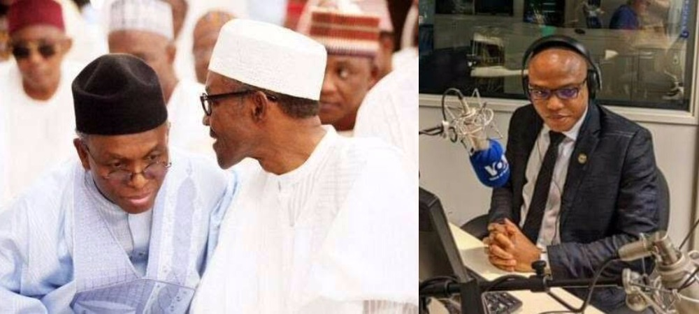 Nnamdi Kanu To Reveal Buhari And El-Rufai's Involvement In Execution Of 11 Christians By ISWAP 1