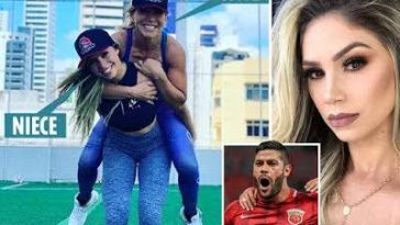 Brazilian Star, Hulk Dumps His Wife Of 12 Years, Announces Romance With Wife's Niece 1