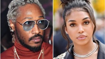 American Rapper, Future Arrives Lagos With His Rumoured Girlfriend, Lori Harvey [Photos] 7