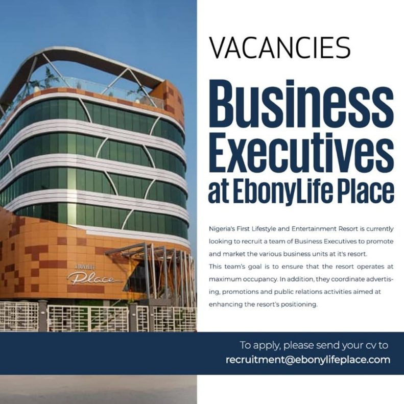 EbonyLife Place Recruitment 2020/2021 and Career Latest Updates 8