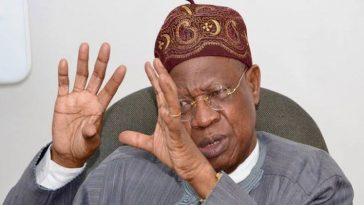 Lai Mohammed Explains Why Boko Haram Killed 11 Christians On Christmas Day 4