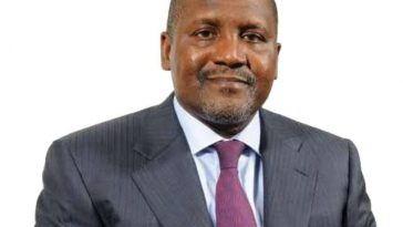 Aliko Dangote Becomes $4.3 billion Richer In 2019, Moves Up To World's 96th Richest Man 1