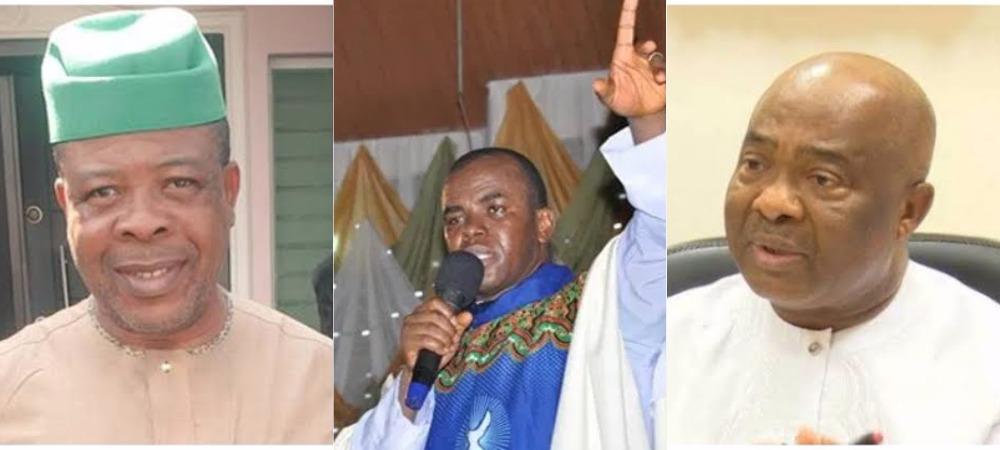 """Emeka Ihedioha Will Lose Imo Governorship To Hope Uzodinma In 2020"" - Fr. Mbaka Prophecy 1"