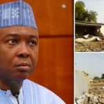 "Kwara State Government Demolishes Bukola Saraki's Family House ""Ile Arúgbó"" [Photos] 27"
