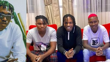 Naira Marley And Zlatan Ibile Launches New Record Labels, Signs Four Artists 4