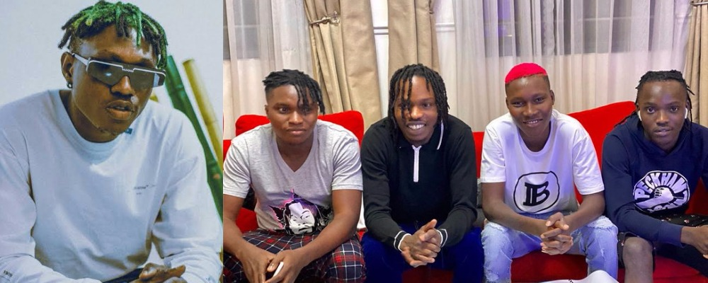 Naira Marley And Zlatan Ibile Launches New Record Labels, Signs Four Artists 1