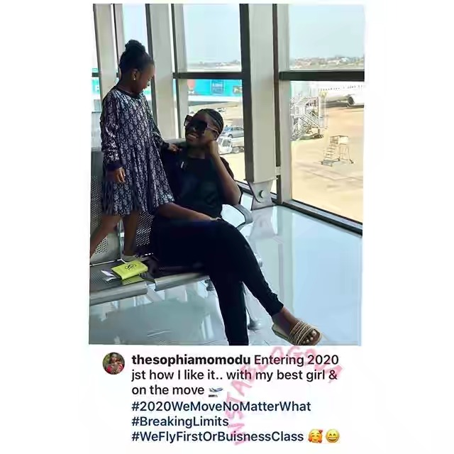 Davido Accused Of Disrespecting His Babymama Sophia Momodu In Other To Please Chioma 4