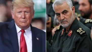 """Leave Iraq Immediately"" - U.S Tells Citizens As Iran Vows To Revenge Killing Of General Soleimani 10"