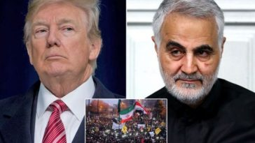 Iran Vows To Strike 35 US Targets 'Within The Week', As Retaliation For Death Of General Soleimani 7