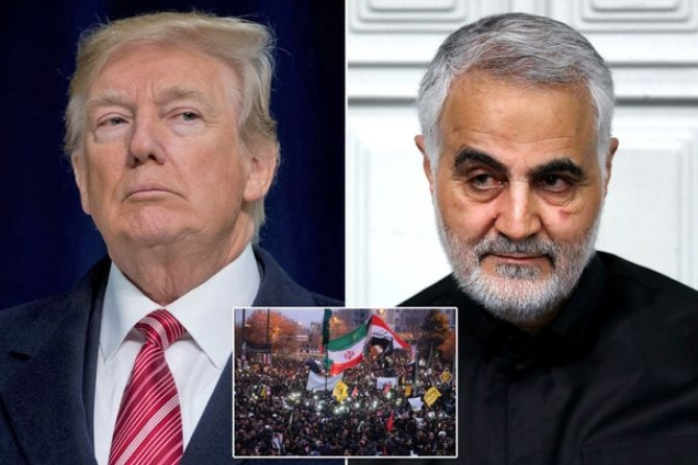 Iran Vows To Strike 35 US Targets 'Within The Week', As Retaliation For Death Of General Soleimani 1