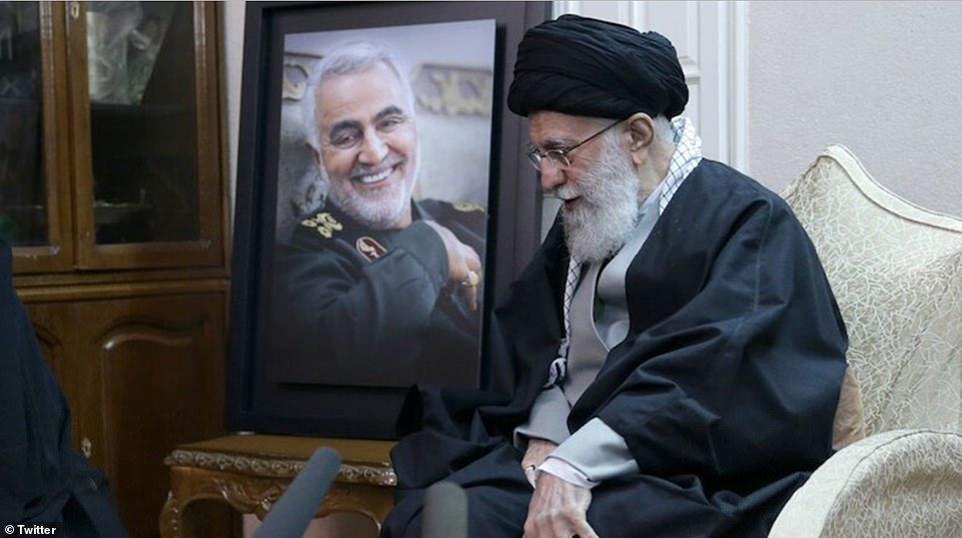 """We''ll Hit Very Hard And Fast"" - Trumps Threatens Attack On Iran If It Retaliates Killing Of Soleimani 2"