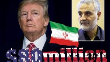 Iran Places $80 Million Bounty On Donald Trump's Head For Killing General Soleimani 5