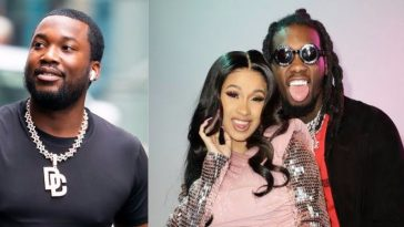 Meek Mill Says He Will Move To Africa, Cardi B Wants Offset To Flee With Her To Nigeria 5